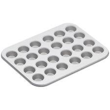 1 Backform für 24 Mini Muffins