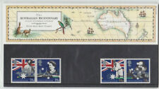Australian Bicentenary Royal Mail Mint Stamps
