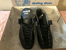 Riedell 125 / RS 1000  Speed Roller Skate Boots Men's 8.5