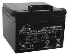 BATTERY GOLF 12V 26AH POWAKADDY Batteries Rechargeable