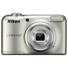 Nikon COOLPIX A10 16.1MP 5x Optical Zoom NIKKOR Glass Lens Digital Camera