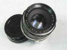 Auto-Miranda Normalobjektiv 1:1,8/50 mm - top