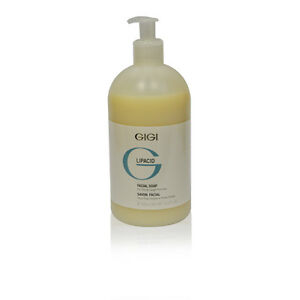 GIGI Lipacid Face Soap For Oily Large Pore Skin 500ml 17fl.oz