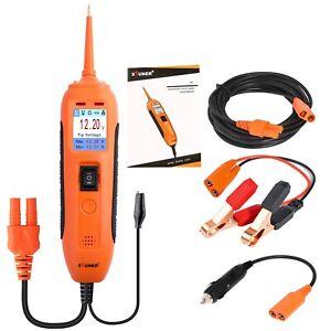PT1AU 12/24V Car Electrical Circuit Tester Component Activation Power Load