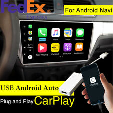 Car Navigation Player USB Apple Carplay Dongle For Android iPhone iOS10 Carplay