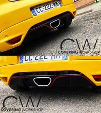 Liseret diffuseur arièrre Megane/Clio/Twingo RS Renault Sport couleur au choix