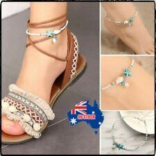 Bracelet Foot Chain Bead Anklets Jewelry Boho Women Shell Starfish Anklet Sandal