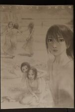 JAPAN Hiroaki Samura (Blade of the Immortal Artist) Art Book: Hitodenashi no Koi