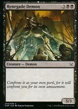 4x Renegade Demon | nm/m | Nissa vs. si nixilis | Magic mtg