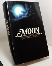 Moon by James Herbert - First American edition