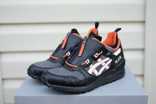 BRAND NEW ASICS Tiger Gel-lyte MT Men's Athletic Shoes Black/White Sz 10