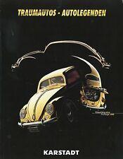 Prospekt Karstadt 1998 Automodelle Modellautos Miniaturen Katalog model cars