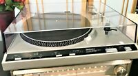SEE VIDEO!! Technics SL-230 Fully Automatic Turntable Serviced Refurbished!!!