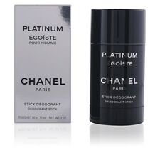 Desodorante Chanel Egoiste Platinum Deo Stick 75 ml mens fragances