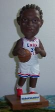 "Ben Wallace #3 All-Star East Ticketmaster & Detroit News 8"" Bobblehead"