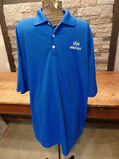 Select Seed Polo Shirt Nike Golf Dri Fit Farm Ag Blue Men's 2XL New With Tags