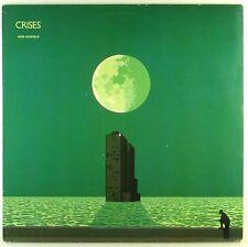 "12"" LP-MIKE OLDFIELD-CRISES-a3637-Slavati & cleaned"