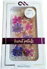 New Original CASE-MATE Karat Petals Purple Case Cover for iPhone 8 7 6S 6