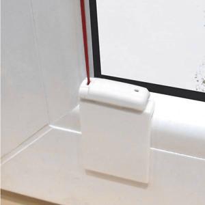 Plissee Klebeträger Universal für Faltstores Montage ohne bohren schmaler Falz