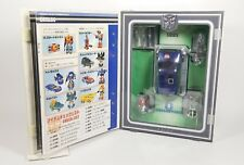 Takara Transformers Collection Book Reissue #3 Skids MIB Complete