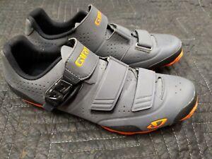 GIRO Men's Privateer R Dark Shadow MTB Cycling Shoes, Size EU 45.5, US 11.5, NEW