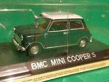 Modelcar 1:43  Legendary Cars   BMC MINI COOPER S