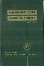 Reference Data for Radio Engineers Fourth Edition