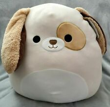 New Floppy Ear Puppy Dog Harrison 16 inch Squishmallow Plush Target Exclusive