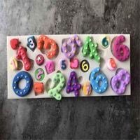 Nombre de beauté moule de silicone fondant moules outil de décoration de gât_FR