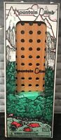 MOUNTAIN CLIMB CLIMBING PEG BOARD GAME by CHANNEL CRAFT 1996 Original Box
