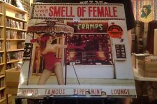 The Cramps Smell of Female LP sealed vinyl + mp3 download