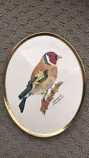 Goebel Handpainted Finch Art
