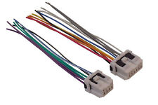 Factory Radio stereo wire harness for Select 1995-2014 Nissan Infinity Suzuki