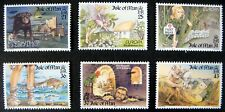 1997 MNH ISLE OF MAN STORIES & LEGENDS COMPLETE STAMP SET OF 6 FOLKLORE EUROPA