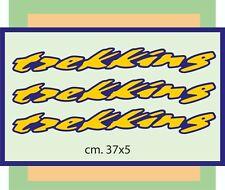 Kit adesivi FIAT PANDA TREKKING - tre pezzi