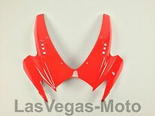 2006 2007 GSX-R 600 750 Upper Front Nose Headlight Cover Panel Cowling Fairing