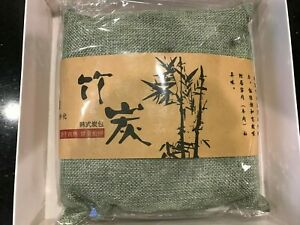 500g/18oz AIR PURIFYING BAG Nature Charcoal Bamboo Freshener High Quality