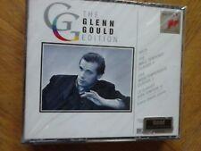 CD bach della glenn gould edition