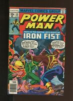 Power Man #48, FN/VF 7.0, 1st Iron Fist team-up; Misty Knight, Colleen Wing