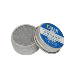 Lead-Free Soldering Iron Tip Refresher Solder Cleaner, for weller, metcal etc