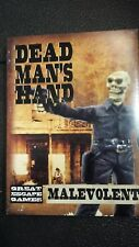 The Malevolent Seven The Curse of Dead Man's Hand NEW! Great Escape Games sealed