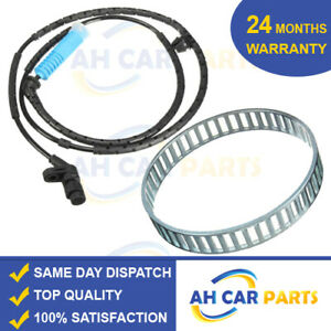 ABS Reluctor Ring+ABS Sensor For Land Range Rover L322 Mk3 ( 02-12) Front
