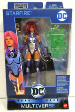 DC Multiverse: Starfire Action Figure (2018) Mattel New Ninja Batman Series
