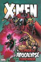X-Men Age of Apocalypse Omnibus Companion Hardcover HC BRAND NEW SEALED