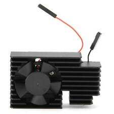 DC Brushless 3510 Cooling Fan with Heatsink Kit for the Latest Raspberry PI 3B+