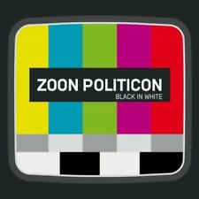 ZOON POLITICON - Black In White LIMITED 2CD 2016 SynthpopDe/VisionParralox