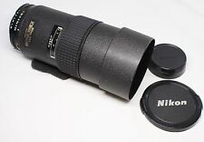 Very good++ Nikon NIKKOR 180mm F/2.8 F IF A/M ED Lens Made In Japan