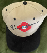 Country Singer Shannon Brown Baseball Cap Black Tan Red Adjustable Cap Music