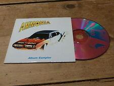 AMONIA - MINT 400 - ALBUM SAMPLER !!!!!!!!!!! CARDSLEEVE !!! RARE CD