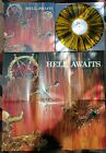 Slayer Hell Awaits Rare Splatter Vinyl Metallica black sabbath cannibal corpse